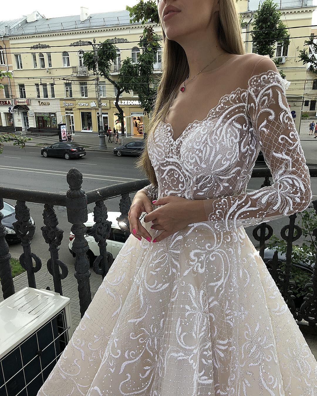 Ninasarkisyants Bridal Couture Collection Starry Sky No Photoshop Ninasarkisyants Model Nastya Gloss Nina Long Bridal Gown Long Beach Wedding Dresses Dresses