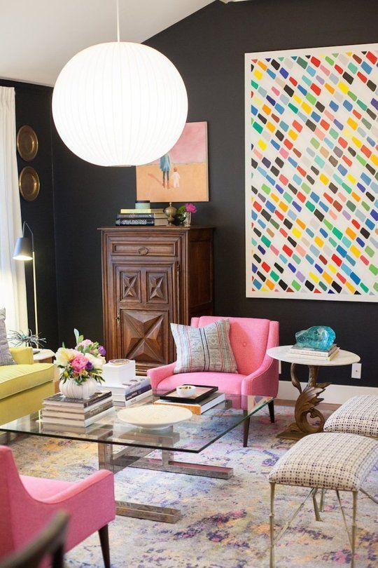 The Art Of Mixing Styles 7 Gorgeously Eclectic Rooms That Show