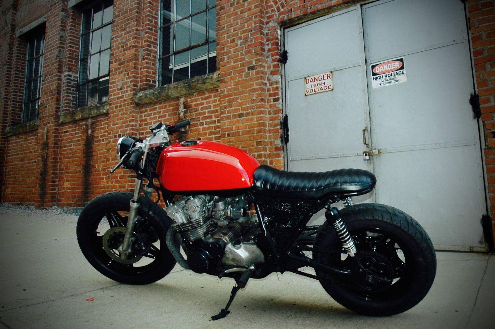 1981 Honda Cb750 Custom Cafe Racer For Sale Custom Cafe Racer Cafe Racer For Sale Cafe Racer Motorcycle [ 1064 x 1600 Pixel ]
