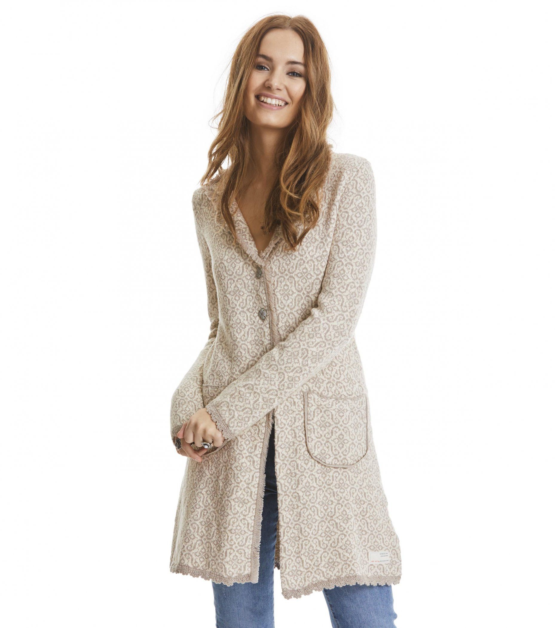 Shop Odd Molly happy tribe long cardigan from the official Odd ...