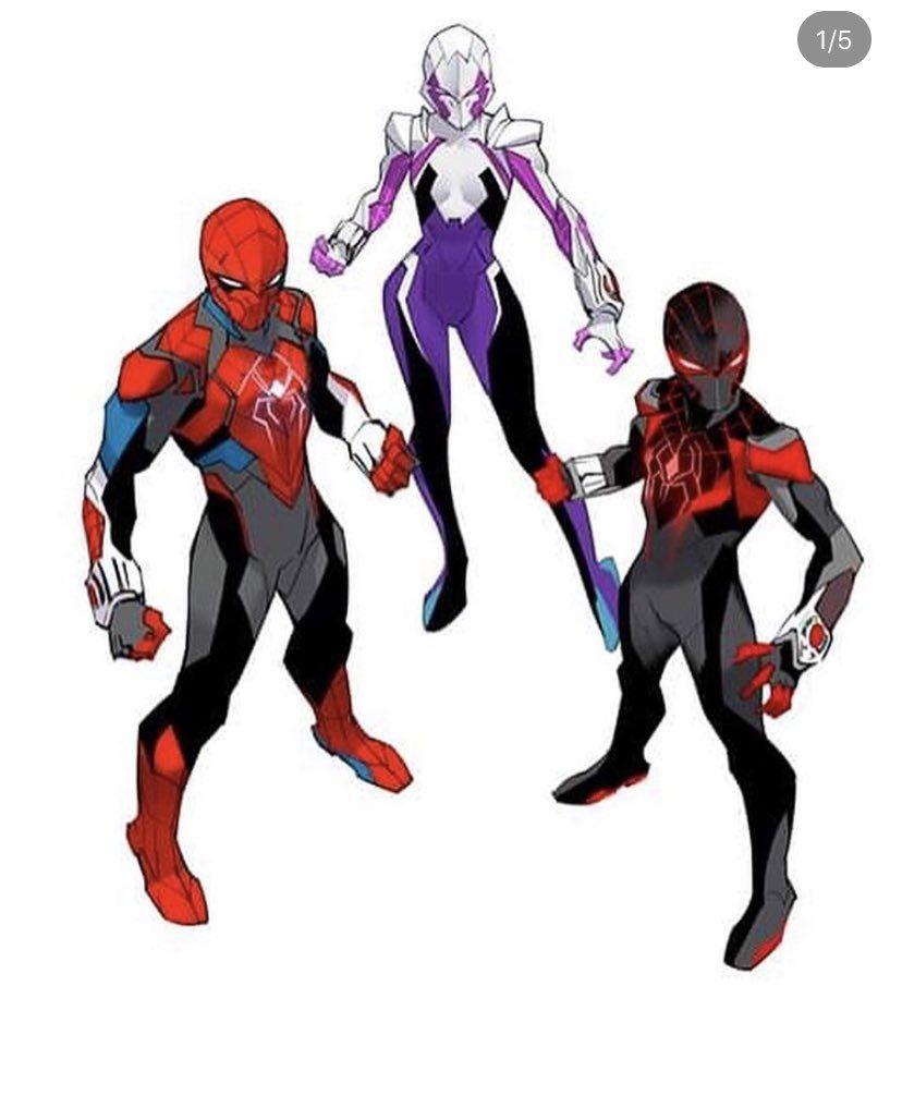 Dan Mora On Twitter In 2020 Superhero Art Spiderman Art Marvel Artwork
