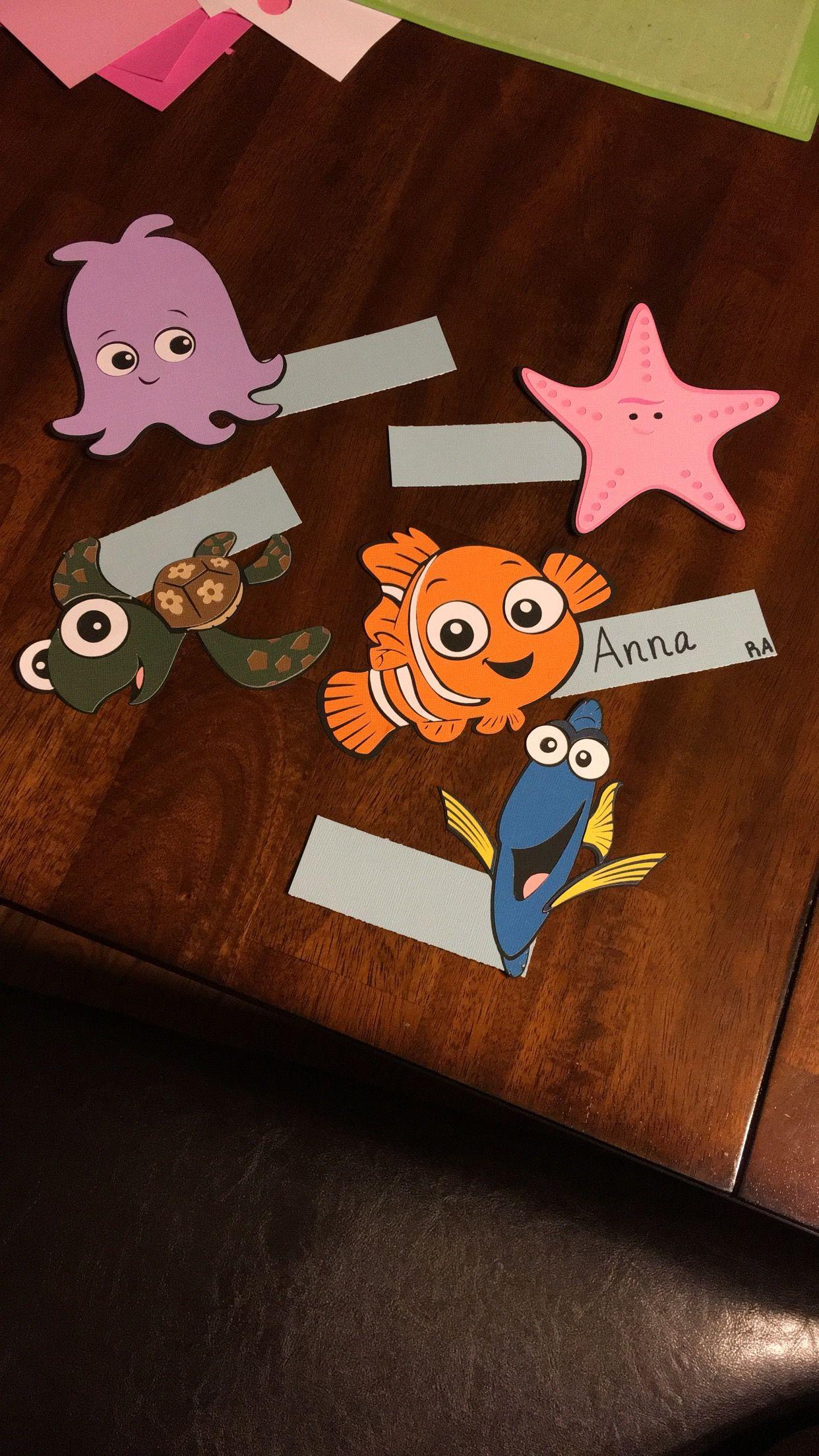 Finding Nemo Door Decs College Door Decs Door Decks Ra Door Decs