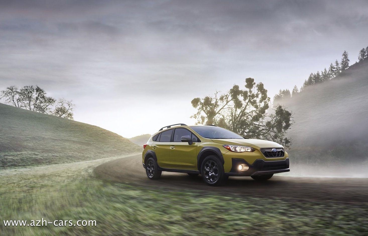 Subaru Crosstrek Review, Specs and Price 2021 in 2020
