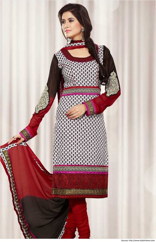 cotton salwar kameez neck designs salwar neck pattern