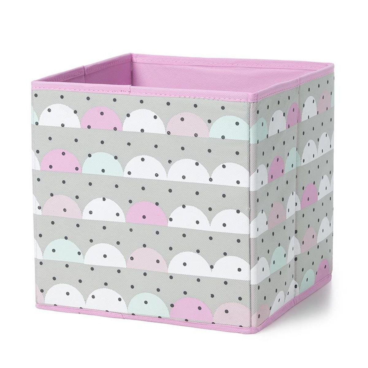 Square Collapsible Canvas Storage Box Foldable Kids Toys: Kmart Collapsible Storage Cube - For Kallax