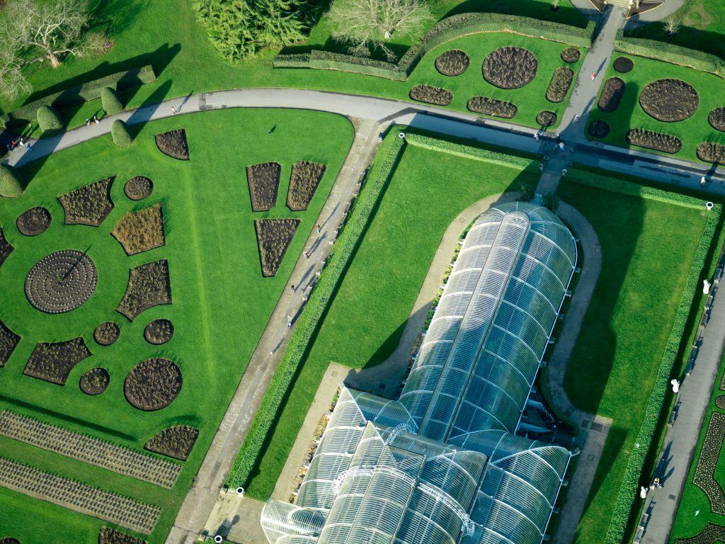 564e545f11c0716fd5f355eb6cb87436 - Palm House Kew Gardens London England