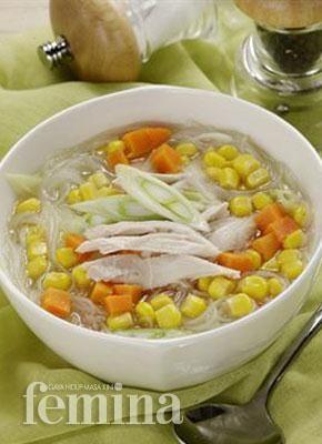 Resep Sup Oyong Soun Oleh Nur Sabatiana Resep Resep Makanan Bayi Resep Masakan Resep Sup