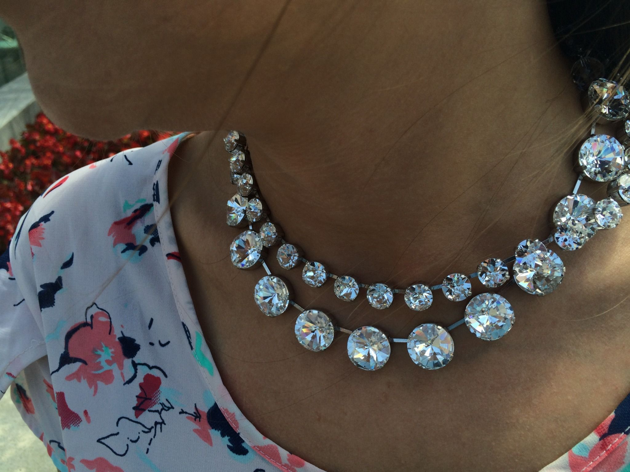 Sabika look necklace - Sabika Spotlight Vienna And London Choker