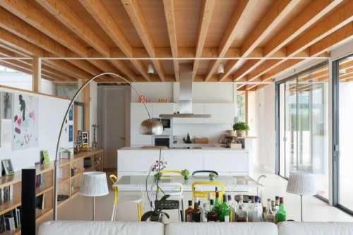 Moderne #Einrichtung Mit #Holzdecke   Immobilienmarkt.faz.net | Einrichtung  Und Dekoration | Pinterest