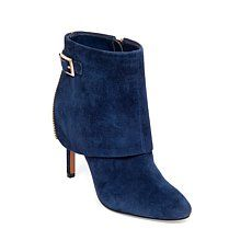 "Jessica Simpson ""Dyers"" Suede Foldover Bootie"