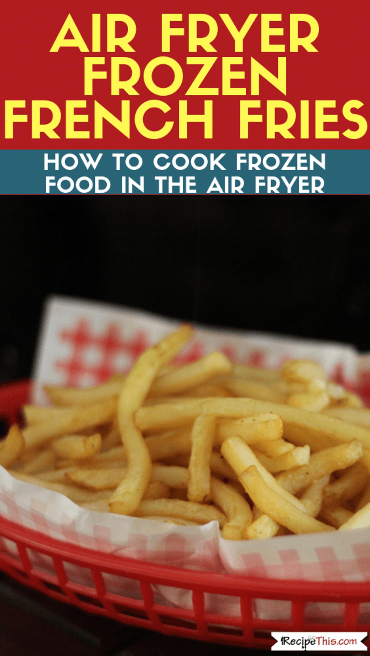keto air fryer recipes AirFryerRecipes in 2020 Frozen