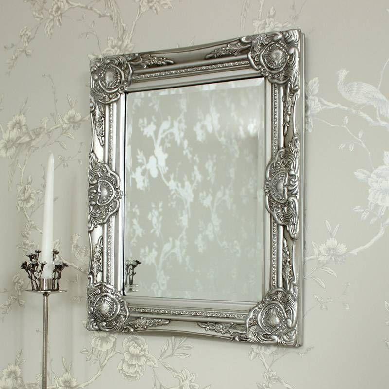 20 Besten Silber Verzierten Wand Spiegel - Können Sie sich