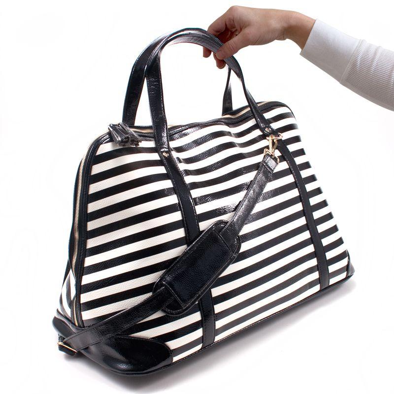 Toss Cabin Bag $120 From @seejanework