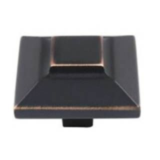 "Check out the Atlas Homewares 4002-VB Trocadero 1-1/2"" Knob in Venetian Bronze"