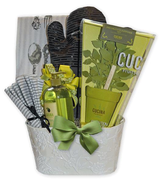 """Fresh"" Gift Basket, Toronto Gift baskets, Fresh gift"