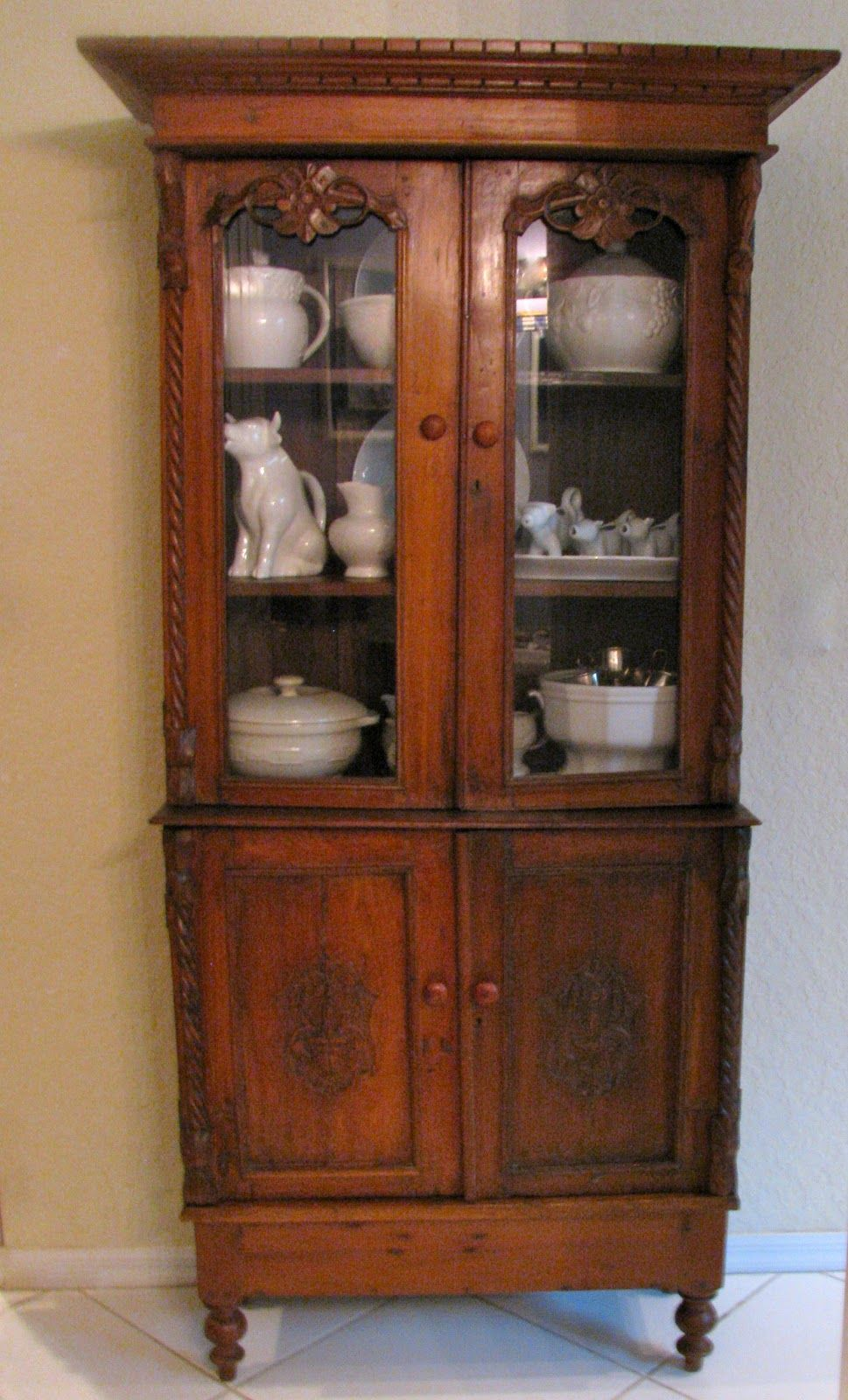 May Days Craigslist Antique Cupboard Ritamay Days