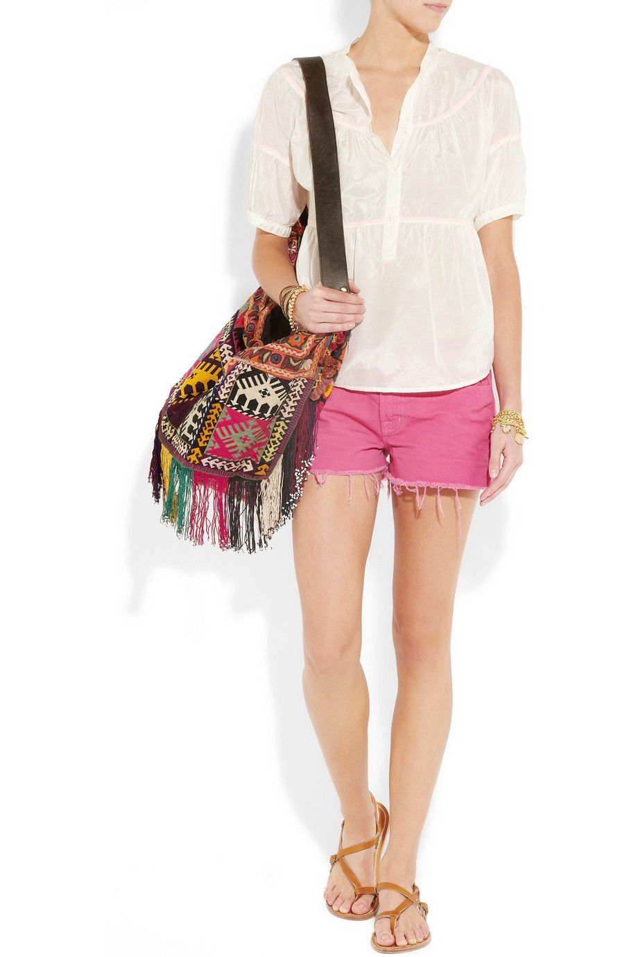 One Vintage Patricia Shoulder Bag in Multicolor (multicolored) | Lyst