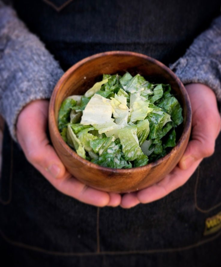 Eat Your Natto Natto Caesar Salad Recipe Fermentworks Caesar Salad Recipe Condiment Recipes Natto