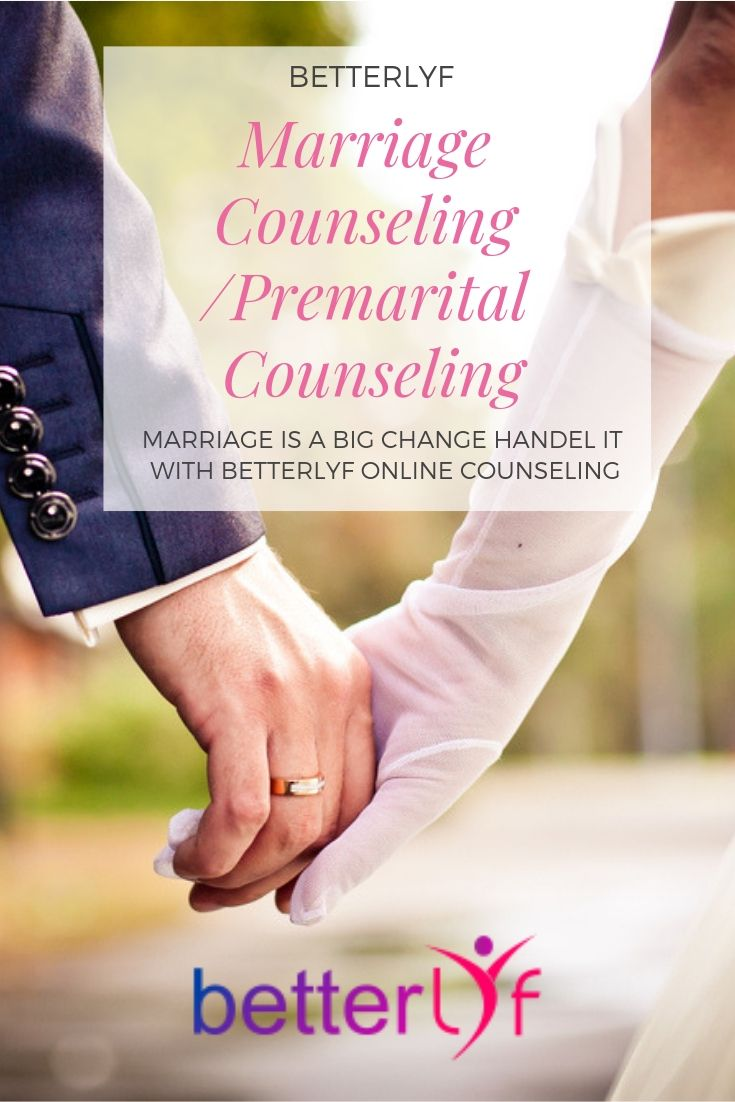 Marriage Counseling | Relationship Therapy Betterlyf | Marriage counseling, Online counseling