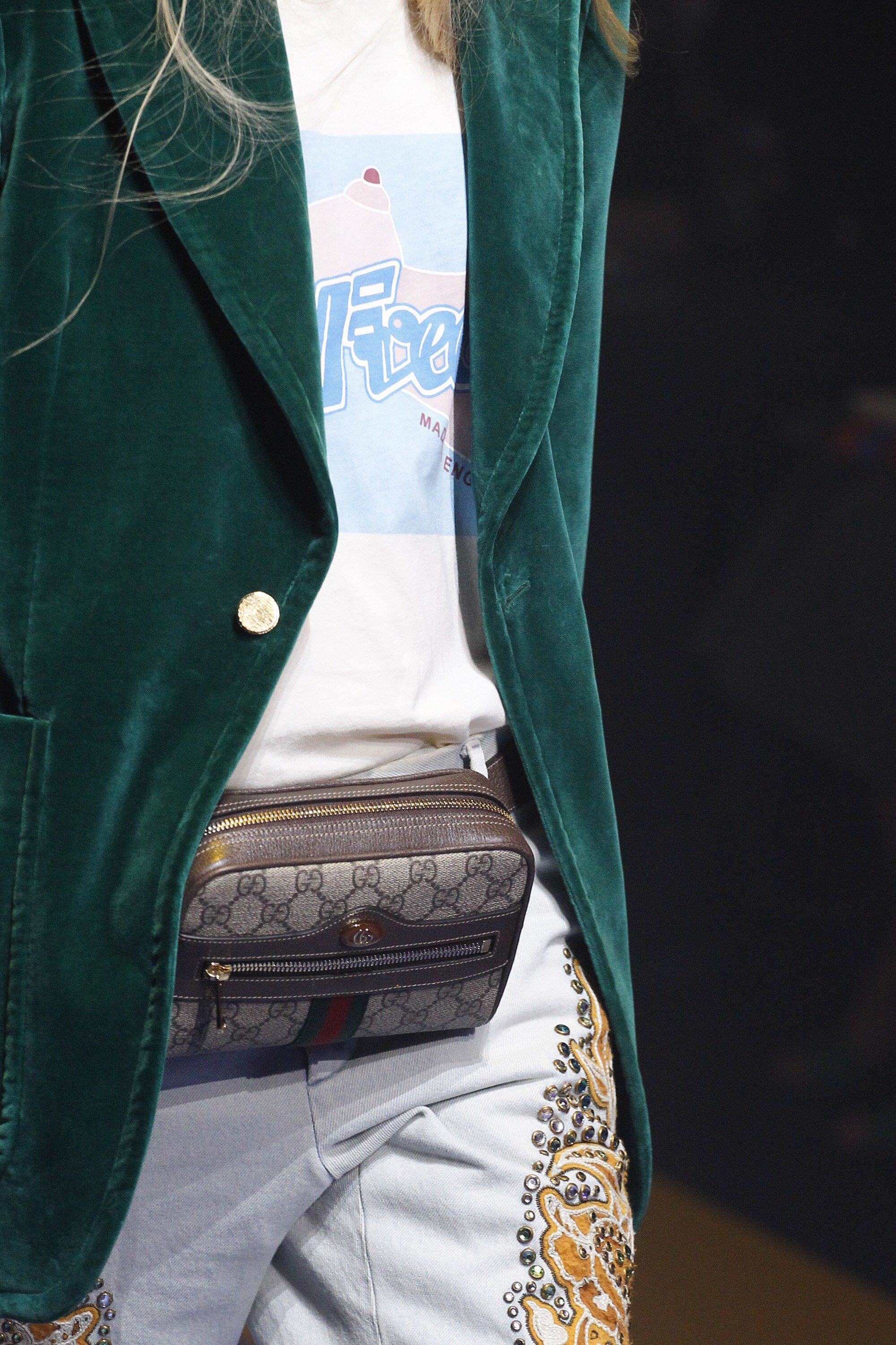 b9d52b49bcb9 Gucci Spring 2018 Ready-to-Wear Fashion Show Details