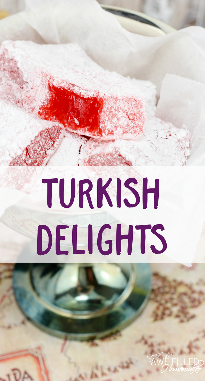 Chronicles of narnia turkish delights recipe turkish delight chronicles of narnia turkish delights chronicles of narniabook activities turkish delightparty food recipeshealthy forumfinder Images
