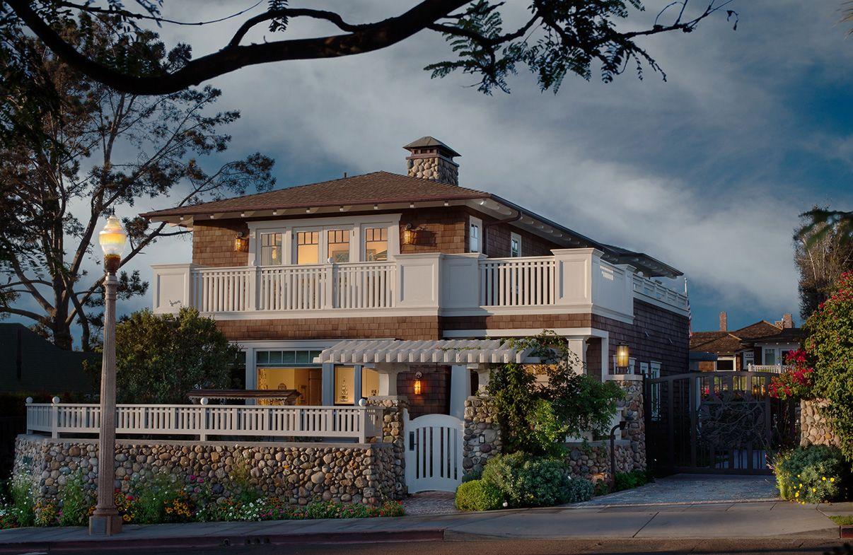 Hill Construction Company, Sea Cliff Cottage, San Diego, La Jolla, Beach Cottage, Beach house, Guest House