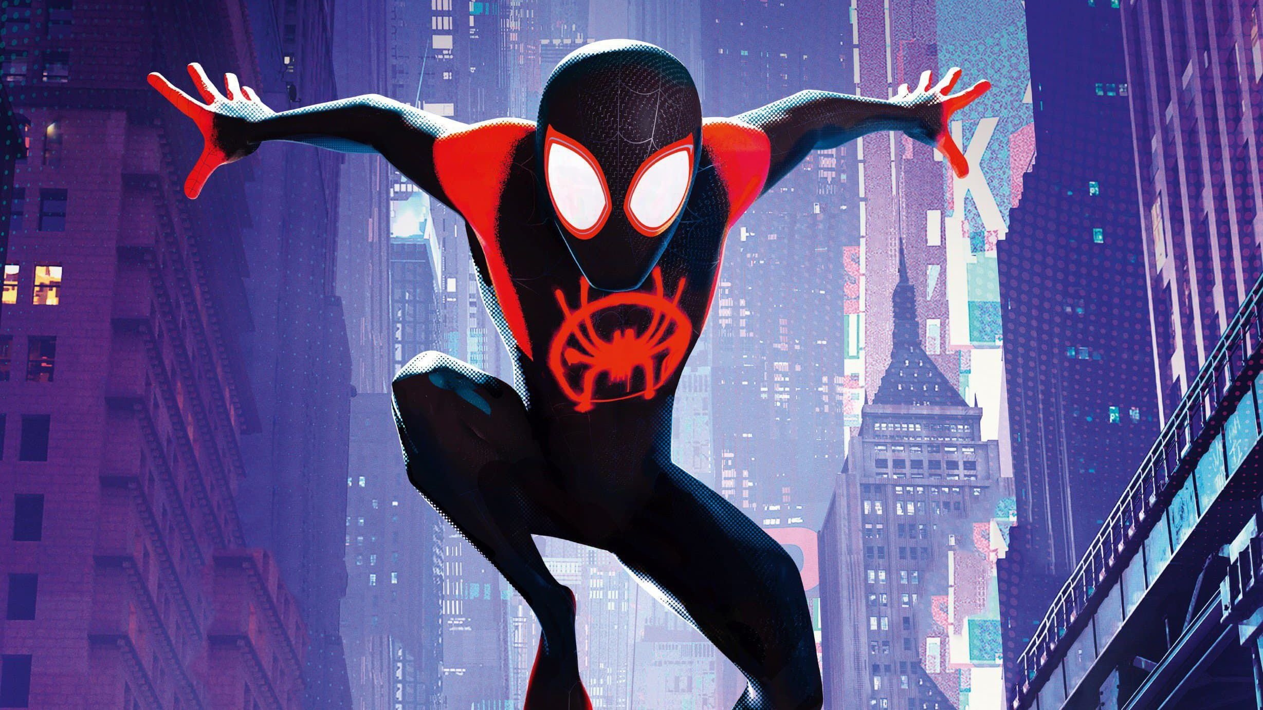 Miles Morales Marvel Comics Spider Man Into The Spider Verse