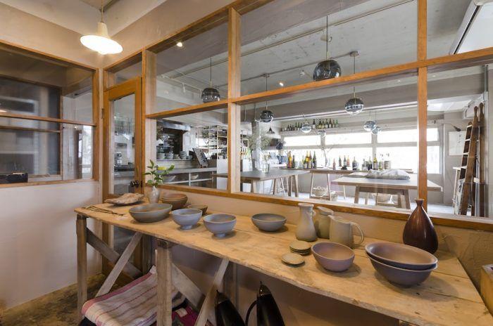 Photo of 豊かな食卓-1-ギャラリー+レストラン代々木上原「AELU」
