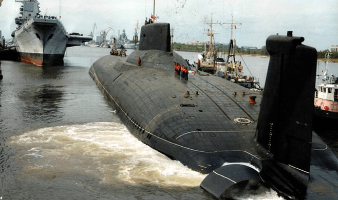 DEBKAfile « Breaking News » Russian submarine armed with ...