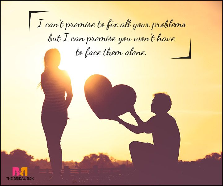 10 Beautiful And Heartfelt Love Promise Quotes | Promise ...