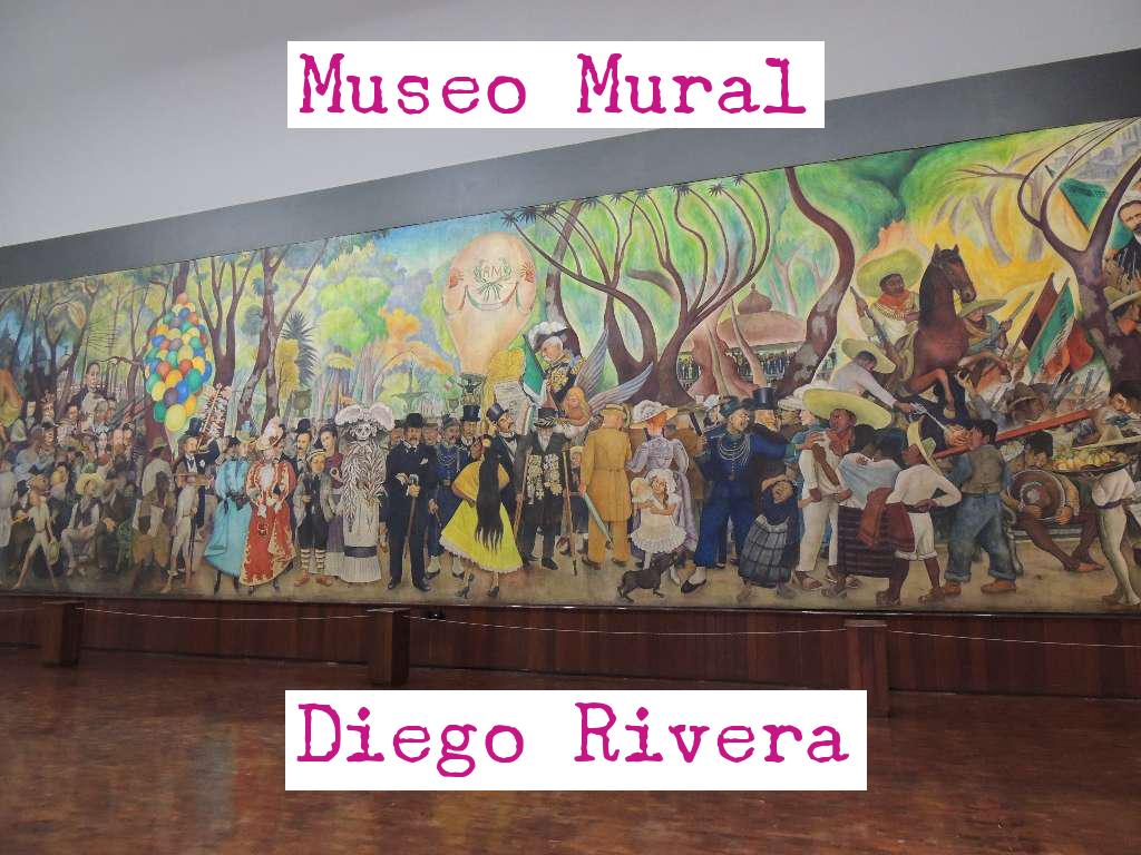 Museu Mural Diego Rivera Mexico Pinterest Diego Rivera