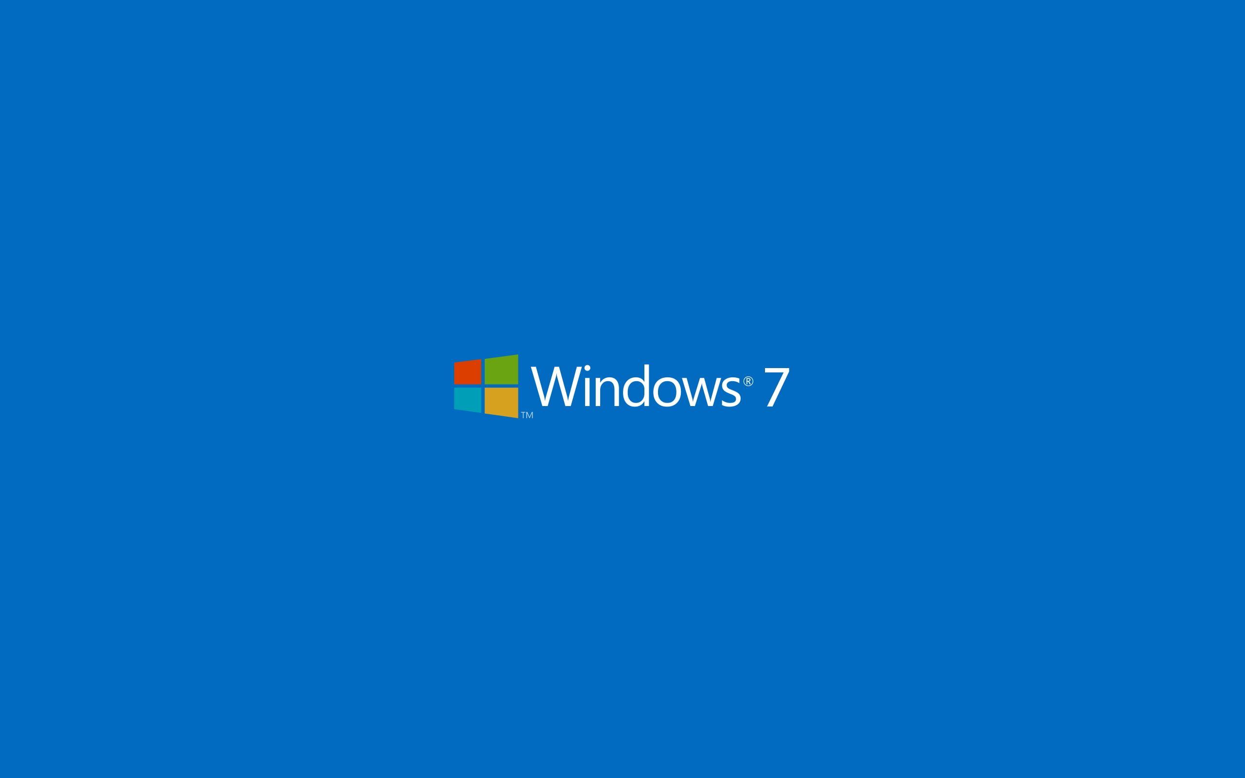 Windows 7 Microsoft Windows operating system minimalism