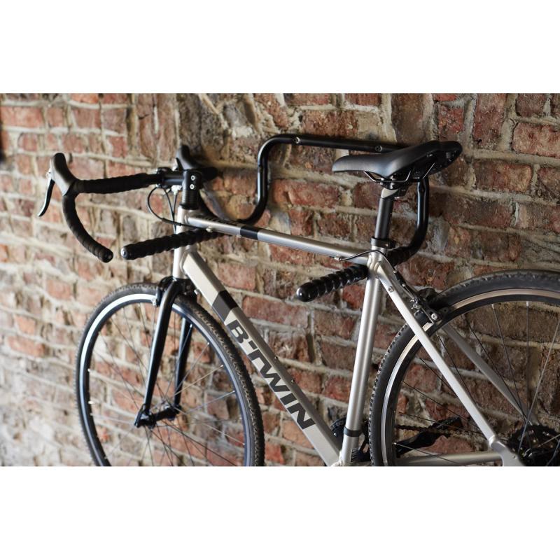 Wall Mount For 2 Bikes Bike Storage Bike Wall Mount