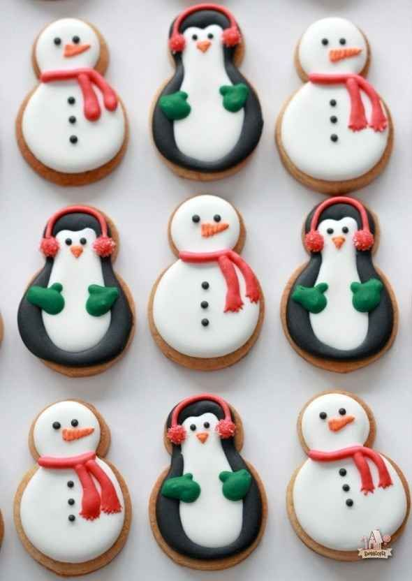 18 Stunning Christmas Cookies Guaranteed To Impress Your Family