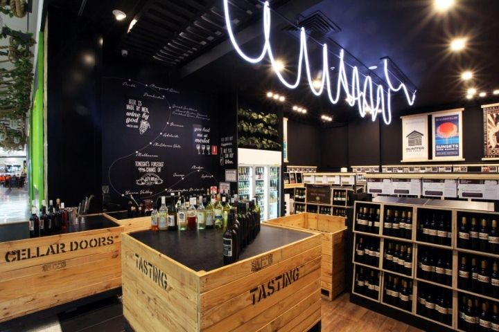 WA Cleanskin Cellars by Masterplanners Interiors Perth u2013 Australia » Retail Design Blog & WA Cleanskin Cellars by Masterplanners Interiors Perth u2013 Australia ...
