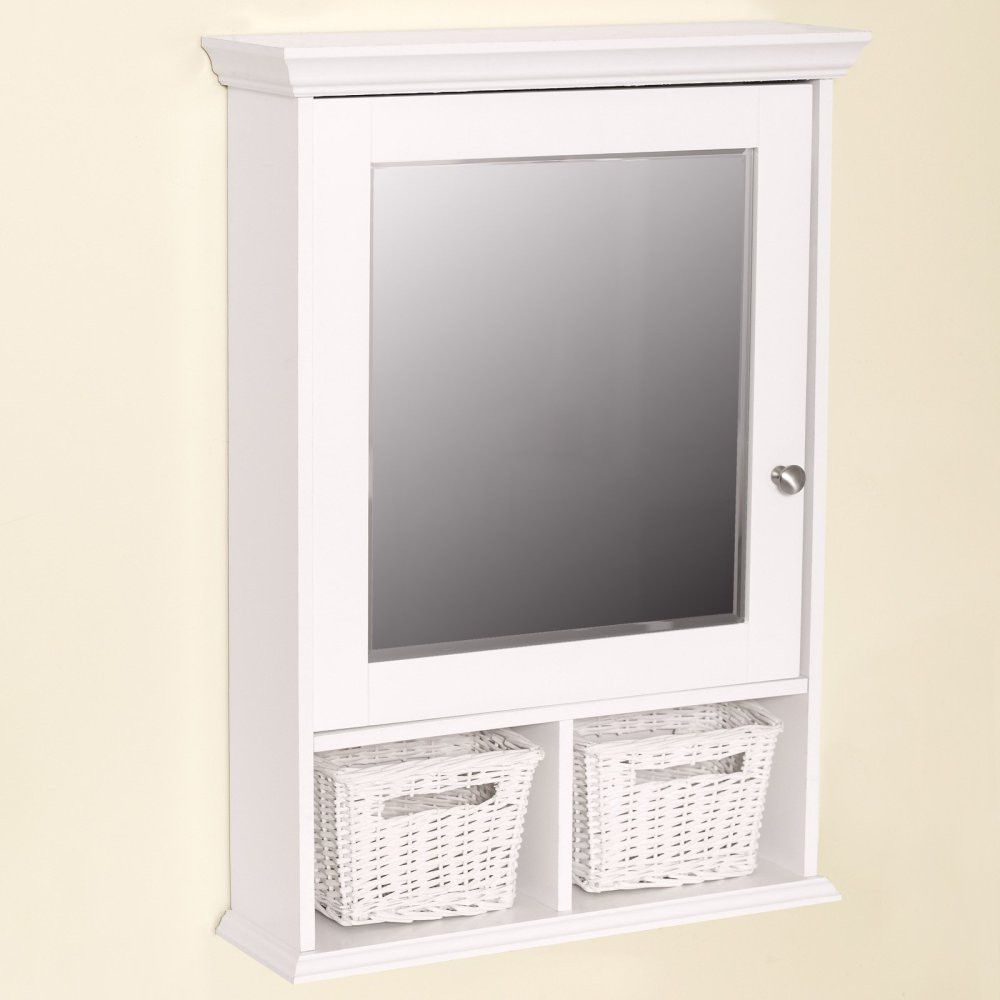 Zenith Designer Series Oval Medicine Cabinet Medicine Cabinet
