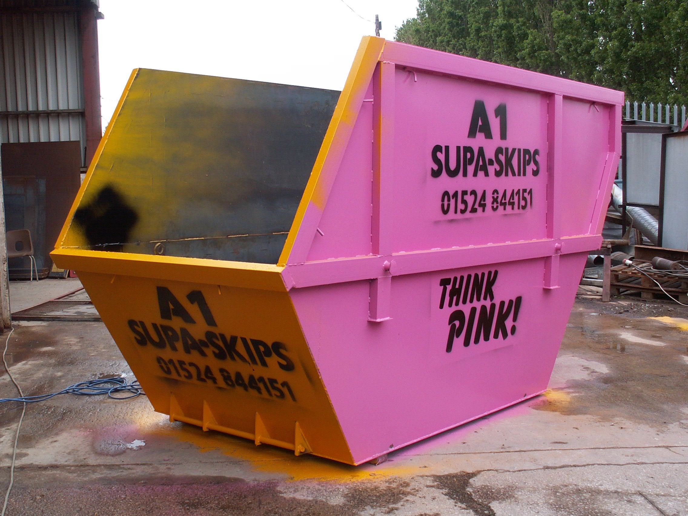 Skip Bins Perth Pin By Pink Skips Perth On Pink Skips Pink More Information