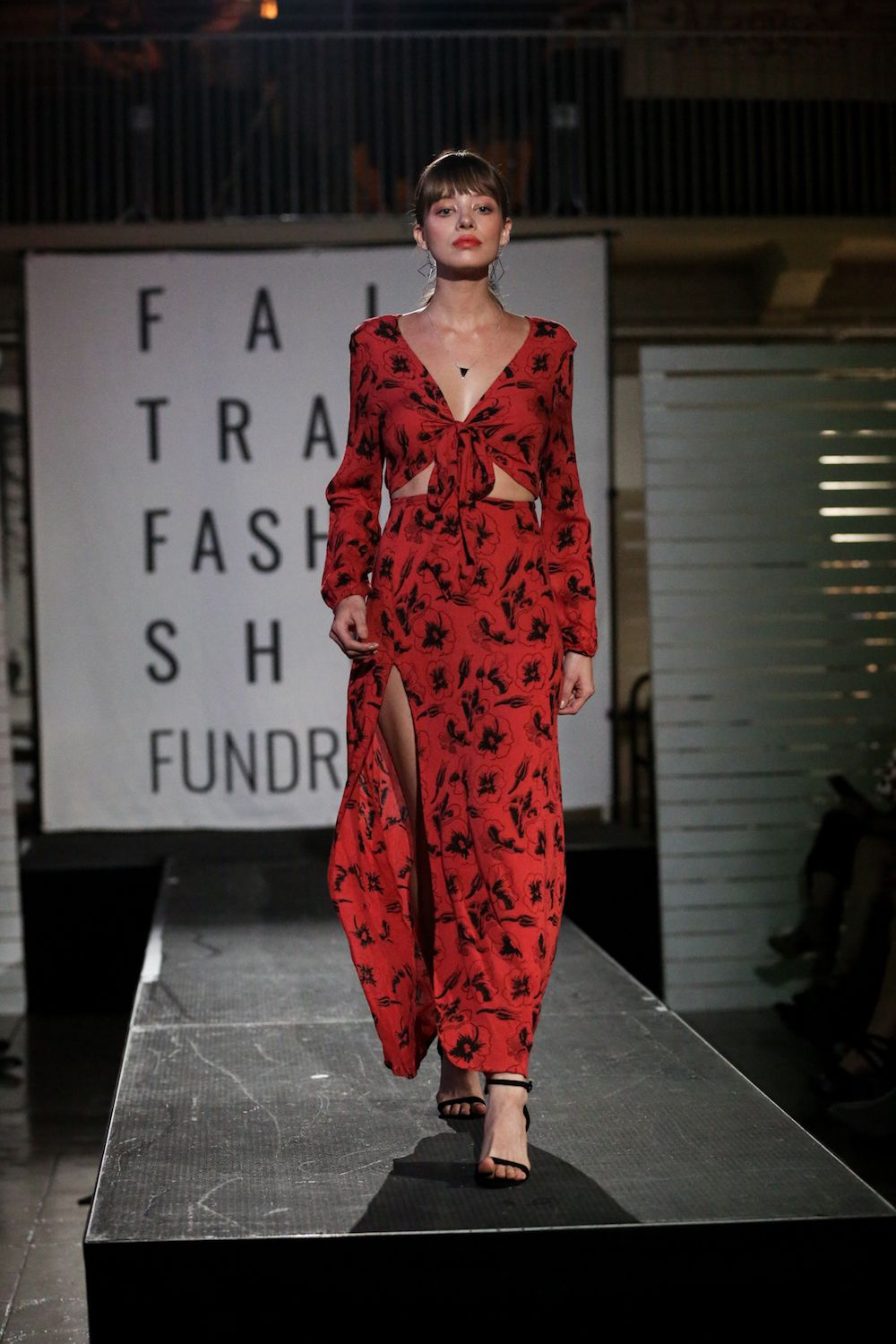 Fair trade fashion show 95