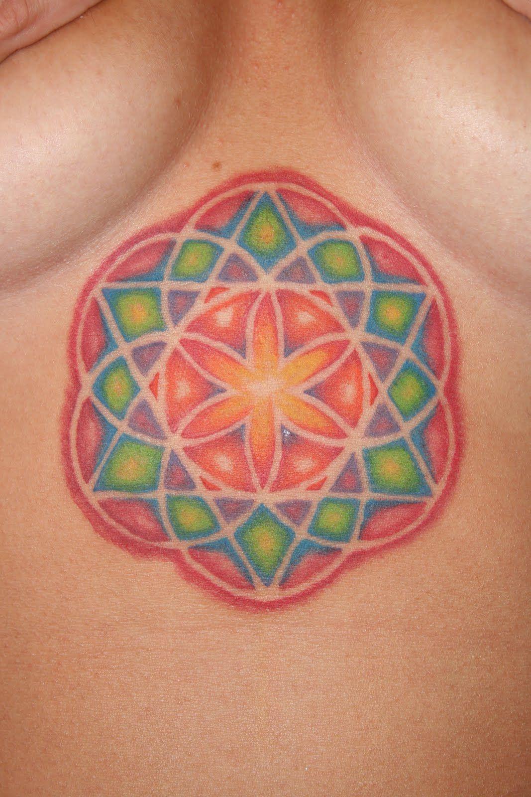 sacred mandala geometry (With images) Flower of life