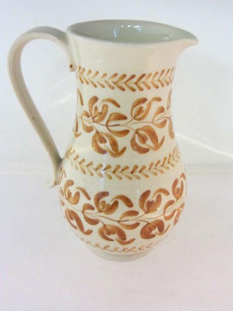 Arabia, Käsinmaalattu kannu, nro6752 - Antik & Design - Gallery Tarvainen