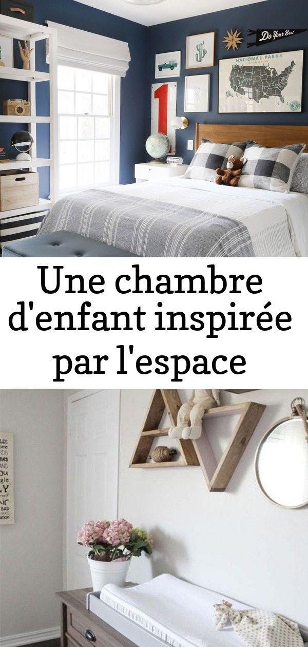 Une Chambre D Enfant Inspiree Par L Espace Home Decor Furniture Decor