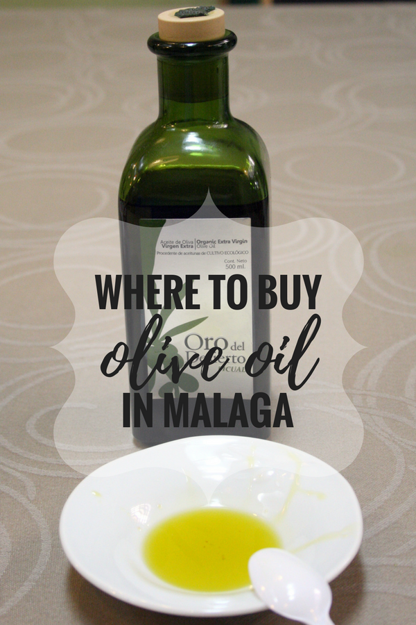 Skip the Supermarkets: Buy Olive Oil in Malaga at These Charming Local Shops Instead Buy olive