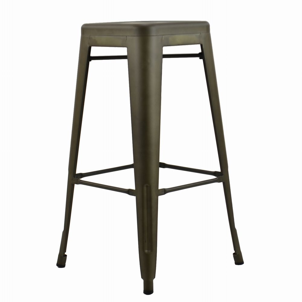 A Replica Bar Stool Taking Its Inspiration From The Original Tolix Stool Designed By Xavier Pauchard Circa 1940 Smart And S Bar Stools Wooden Bar Stools Stool