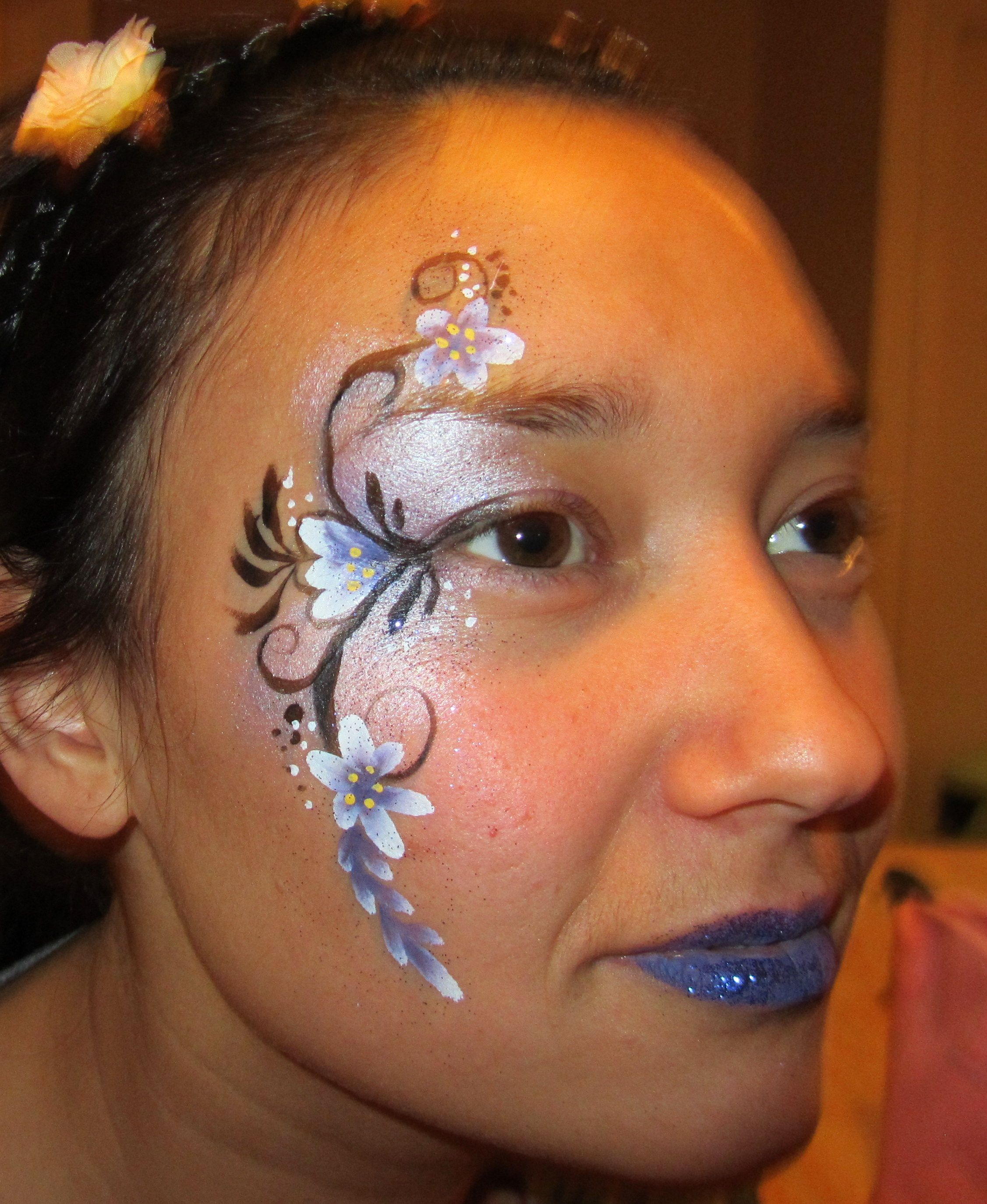 adult-face-painting-designs-lovette-galleries-stripper