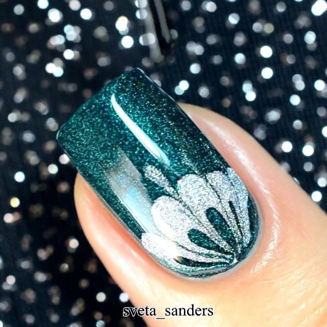 20 Marble Nail Art Tutorials That Are Truly Mesmerizing | Marbles ...