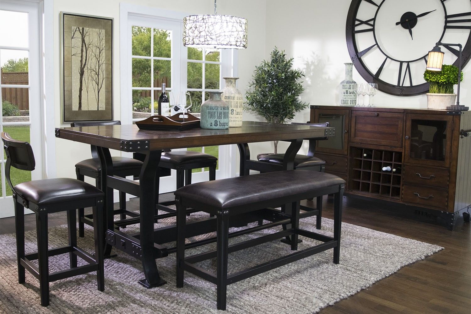 Mor Furniture For Less The Rustamod Sideboard  Mor Furniture For Gorgeous Height Dining Room Table Review