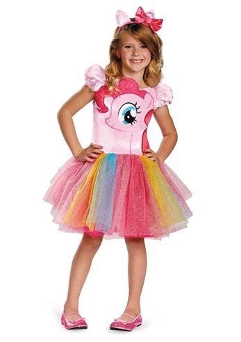 Girl birthday  sc 1 st  Pinterest & My Little Pony Pinkie Pie Tutu Dress Prestige Girls Costume $69.99 ...