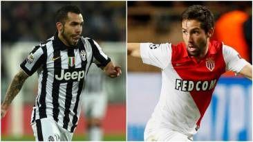 Juventus, con Carlos Tevez, recibe este martes al Monnaco de Joao ...