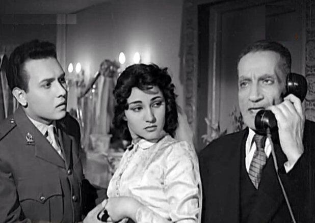 عبد الوارث عسر إلهام زكي Actors Actresses