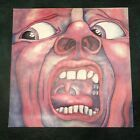 King Crimson In The Court Of The Crimson King Pink Rim A-4U B-4U Vinyl Record Lp #Music #pinkrims King Crimson In The Court Of The Crimson King Pink Rim A-4U B-4U Vinyl Record Lp #Music #pinkrims